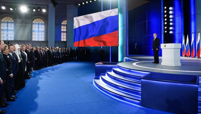 In the Constitution it is necessary to reinforce the principle of a unified system of public authorities, Putin said