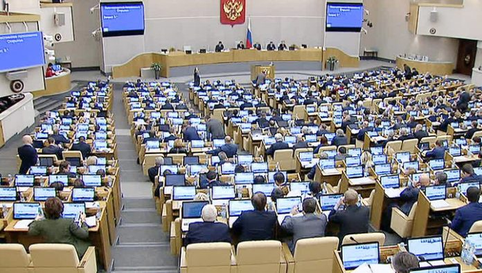 In the Duma believe that Iran created the conditions for nuclear development