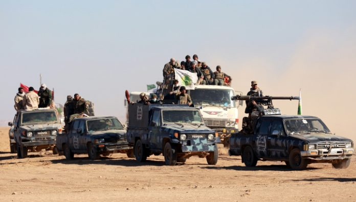 In the North of Baghdad was bombed the convoy of the Shia