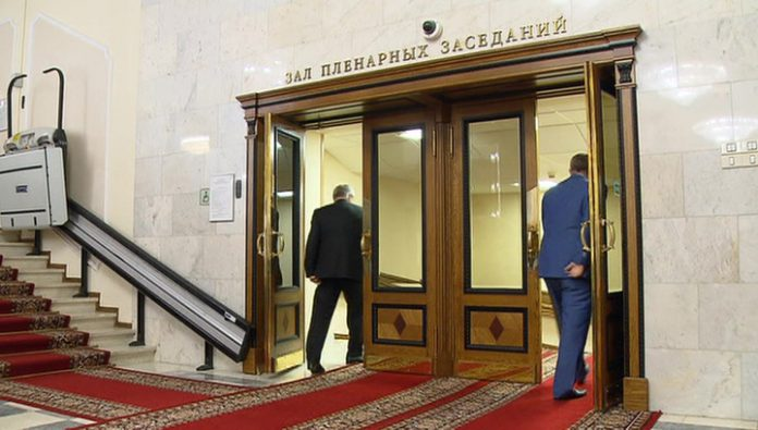 In the state Duma spring session starts
