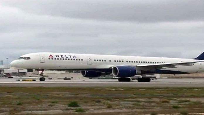 In the US school teacher has filed a lawsuit against Delta Air Lines because of an emergency, the dumping of the fuel