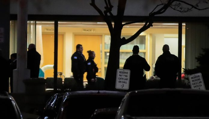 In the US, unknown persons opened fire on visitors to a Barber shop