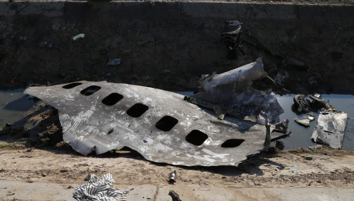 Iran invited the United States to investigate the crash of the Boeing