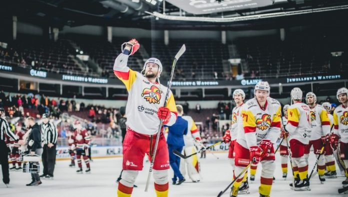 Jokerit defeated Riga