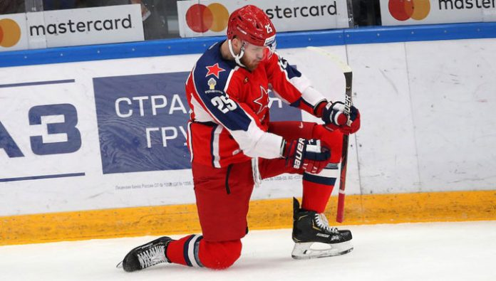 KHL. CSKA has beaten
