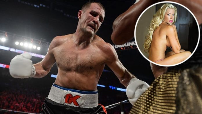 Kovalev vs model. The new charges against the boxer