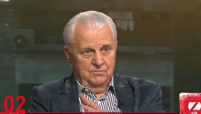 Kravchuk told Savchenko about three small Ukrain