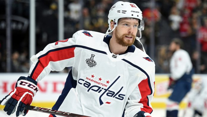 Kuznetsov scored one point, but Washington still has interrupted a victorious series in the NHL