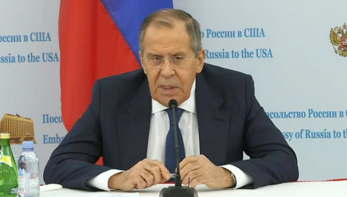 Lavrov: the Russian Federation continues the gradual dollarisation of the economy