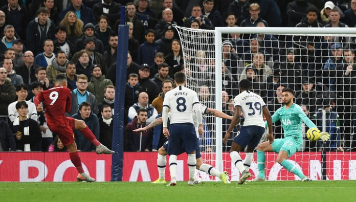 Liverpool continued their unbeaten run in the Premier League with victory over Tottenham