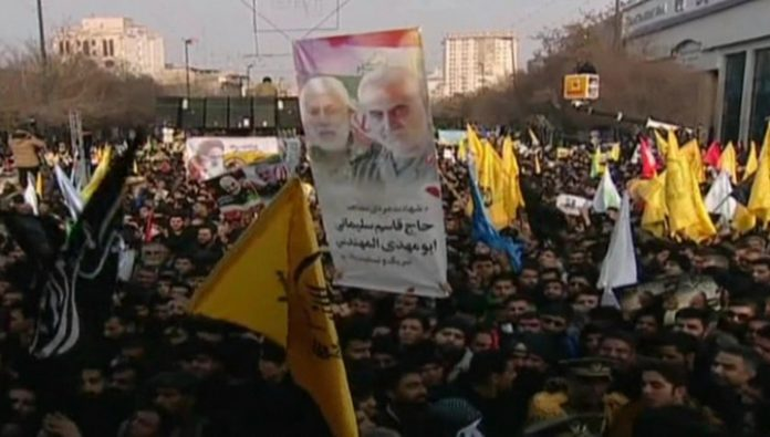 London considered the assassination of General Soleimani in self-defense
