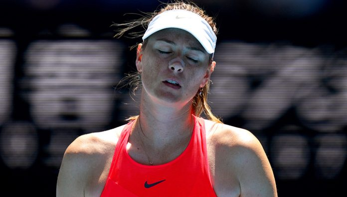 Maria Sharapova: I can complain about the injury, but it won't be me
