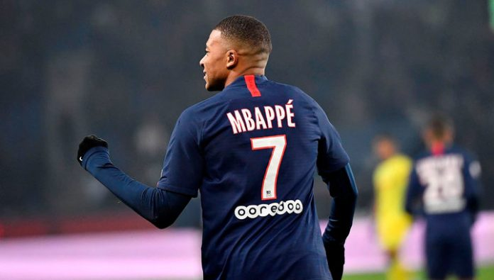 Mbappe does not want to renew the contract with