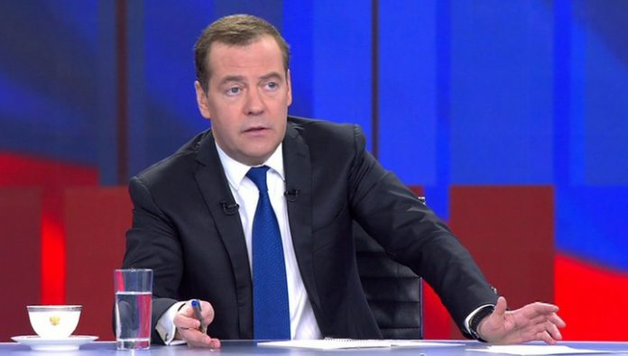 Medvedev explained the resignation of his Cabinet and announced the task of the new