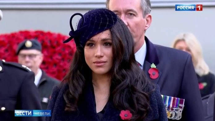 Meghan Markle destroyed the British Royal family