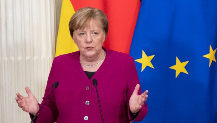 Merkel: Europe must become more independent, including in the military sphere