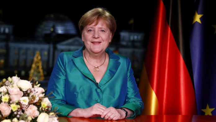 Merkel will arrive in Russia on Putin's invitation