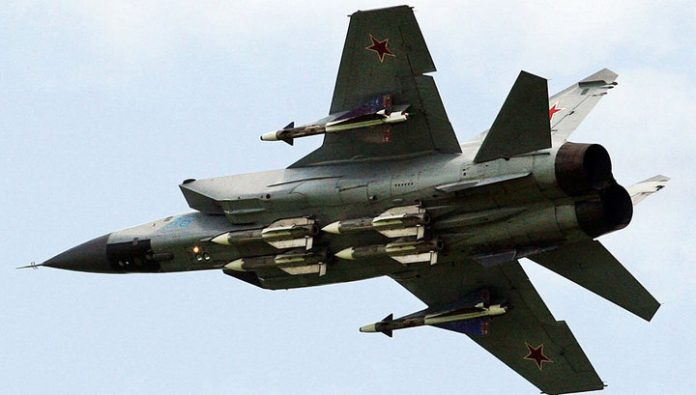 Military analyst from Japan: the MiG-25 is the fastest in the world