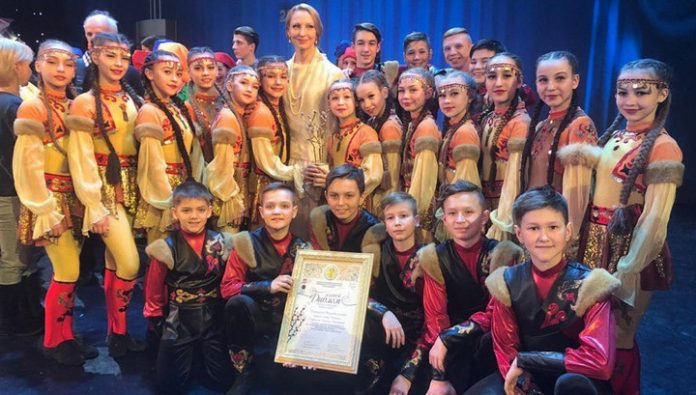 Moscow will host the tenth competition of the National prize of dance
