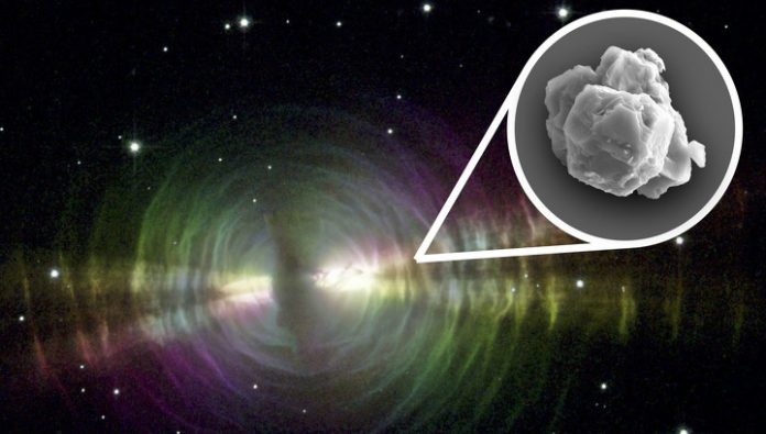 Much older than the Sun: found the oldest solid substance on Earth