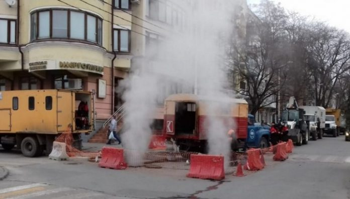 Municipal state of emergency in Rostov: no heat temporarily left 34 homes and 6 social facilities