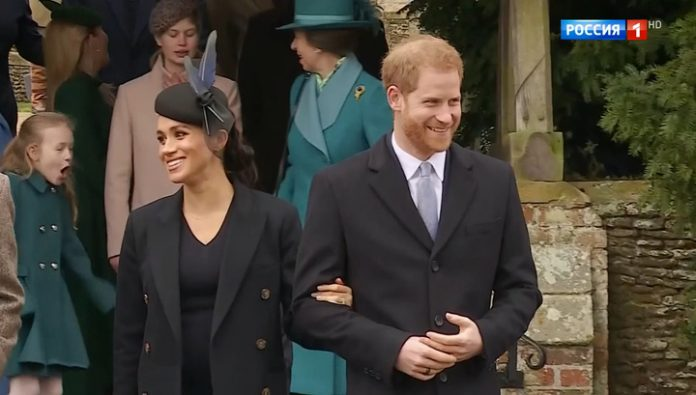 Name Meghan Markle made the verb
