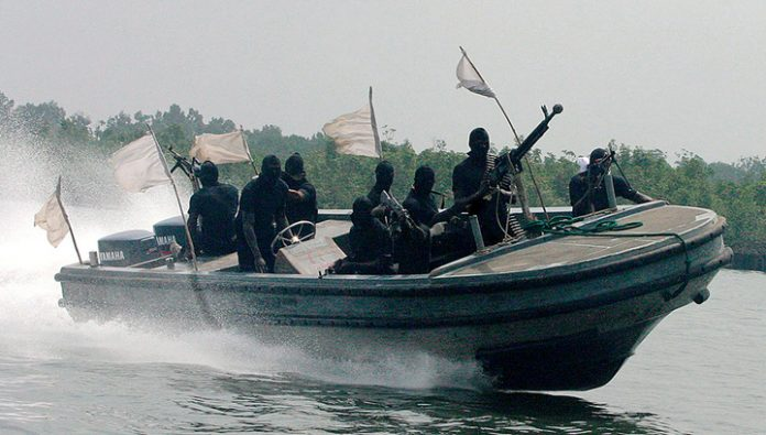Nigerian pirates kidnap 3 sailors and shot and killed 4 rescuers