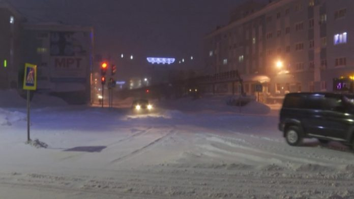 Norilsk remains at the mercy of the weather