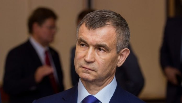 Nurgaliyev told Hajime about his meetings with the opposition