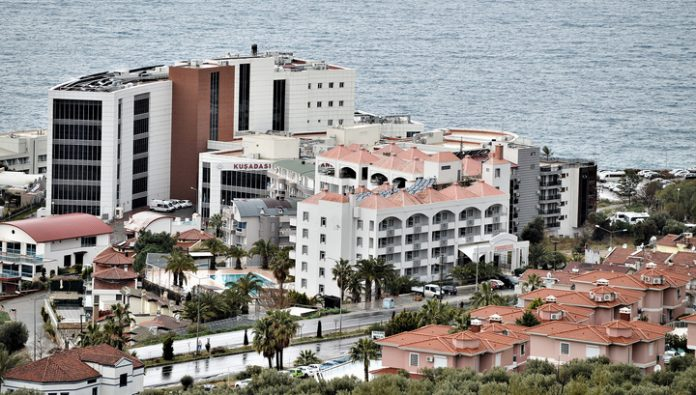Of occupancy in Turkish hotels will now have to wait a long time