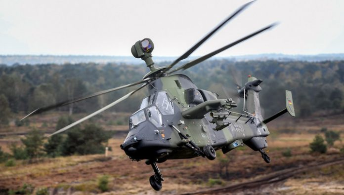 Of the 152 helicopters of the Bundeswehr fly fit only 20