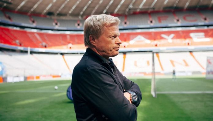 Oliver Kahn returned to Bayern. He joined the Board of Directors of the club