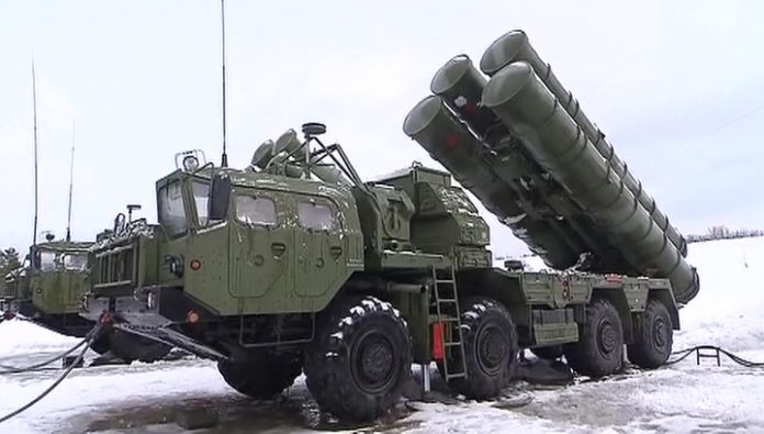 On the Ashuluk firing range in August 2020 will be a combat missile launches s-400