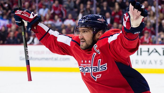 Ovechkin ahead of Gretzky in the scoring ranking NHL