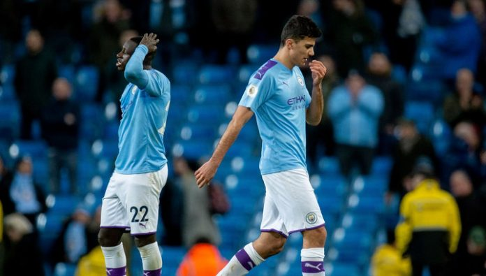 Own goal denied Manchester city victory over