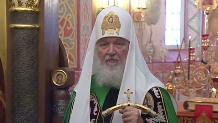 Patriarch Kirill expresses condolences over the passing of Archpriest Chaplin