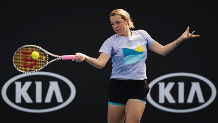 Pavlyuchenkova made it to the third round of the Australian Open