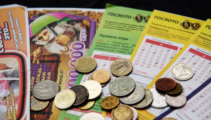 Penzyak won the lottery 123 million after buying a ticket for 50 rubles