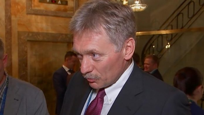 Peskov explained what is connected with efficiency with the adoption of the amendments to the Constitution