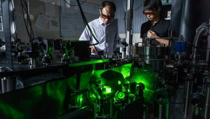 Physicists have created the most rapidly rotating object in the world