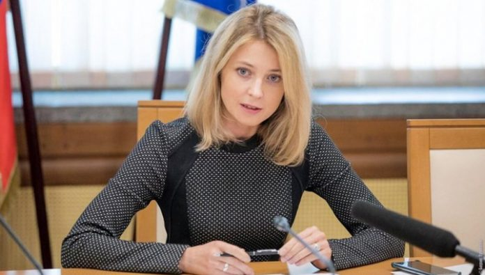 Poklonskaya admit they were wrong in the story of the movie