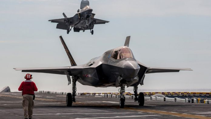 Poland buys us fighter jets F-35