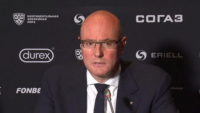 President of the KHL Dmitry Chernyshenko was appointed Vice-Premier of the Russian government