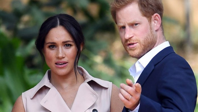 Prince Harry and his wife to resign by senior members of the Royal family