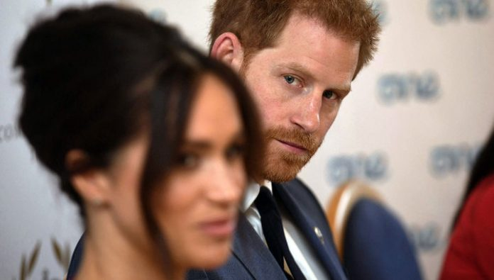 Prince Harry and Markle threatened to tell about racism and sexism in the Royal family