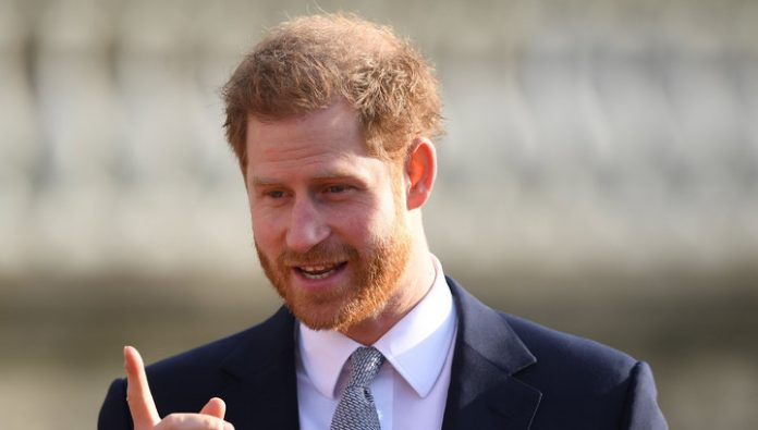 Prince Harry flew to Canada to reunite with his wife and son