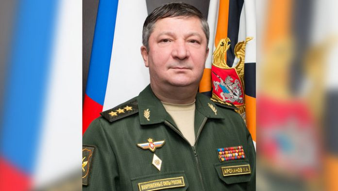 Property in millions of rubles. The court arrested the property of General Arslanova