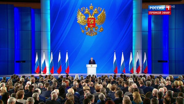 Putin called on the five nuclear powers to eliminate the threat of global war