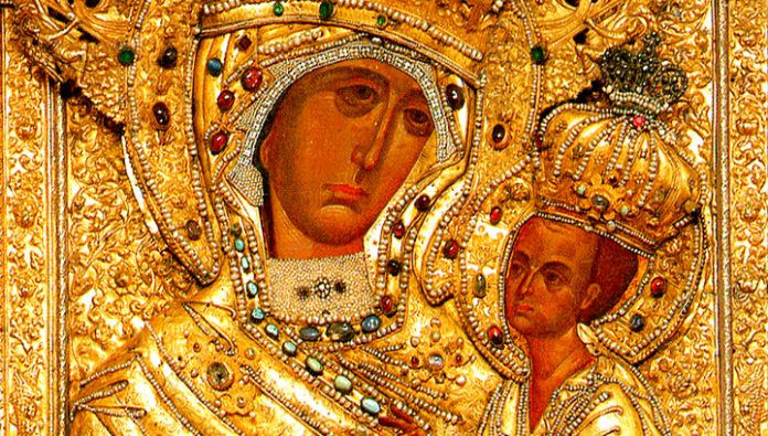 Putin gave Petersburg Cathedral of the mother of God
