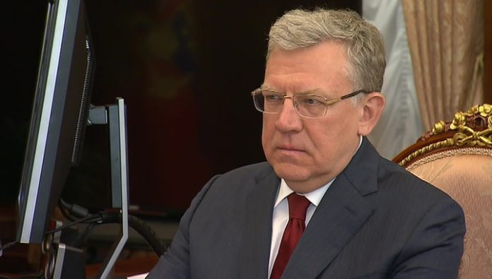 Putin has asked Kudrin to control the execution of national projects
